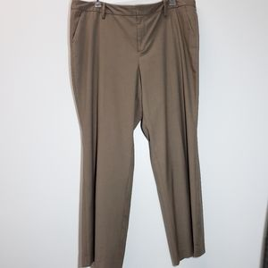 Gap Pants Size 20R Trousers Straight Fit